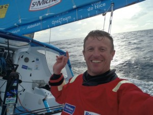 Jean-Pierre Dick Vendée Globe