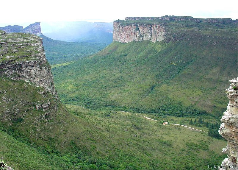Le parc national de la Chapada Diamantina